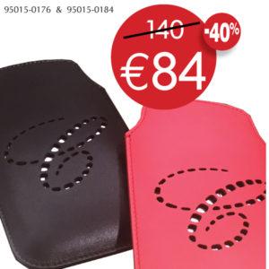 Chopard 'etui iphone5' ref:95015-0184 en ref:95015-0176