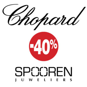 chopard juwelen korting 40% juwelier antwerpen brasschaat