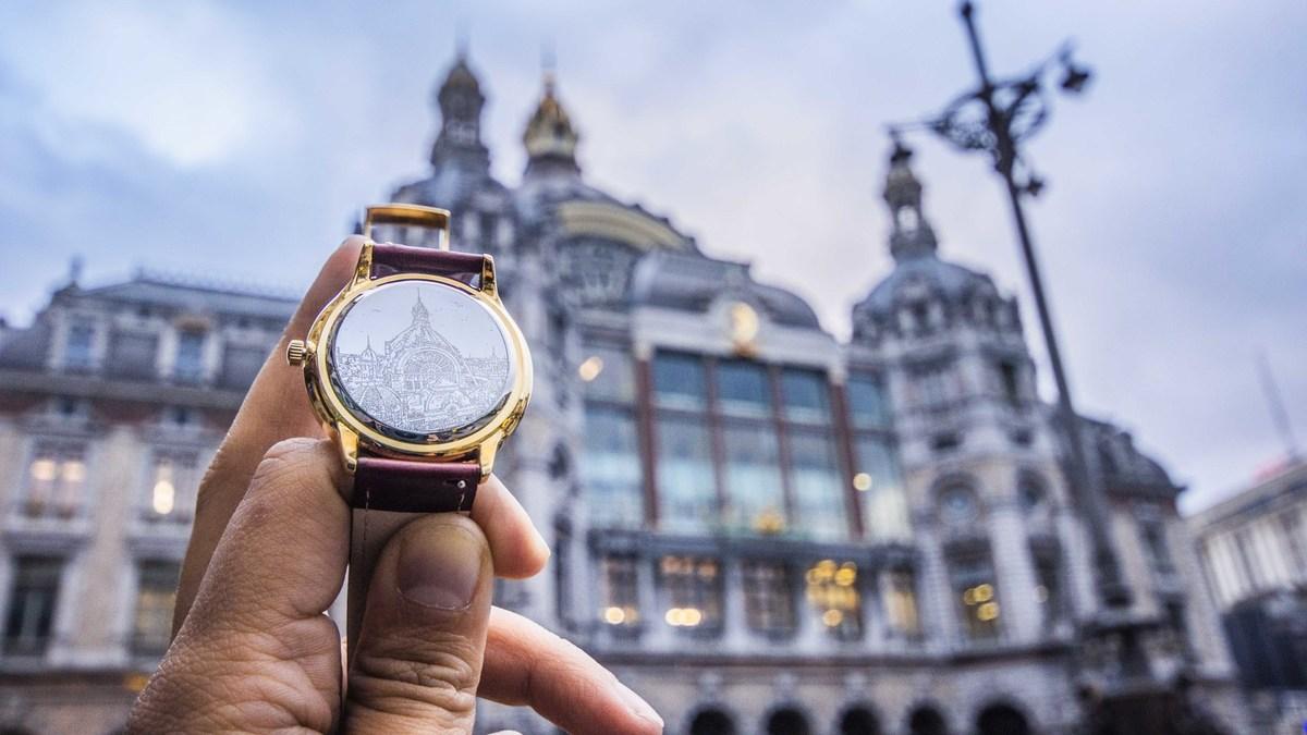 Lescaut horloges kopen bij juwelier Spooren te Brasschaat